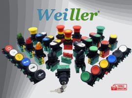 WL9 Serisi 22mm Plastik Butonlar