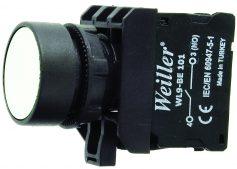 WL9-AA11 Plastic Push Button (22mm/1NO)