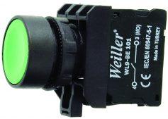 WL9-AA31 Plastic Push Button (22mm/1NO)