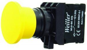WL9-AC51 Plastic Mushroom Button (1NO)