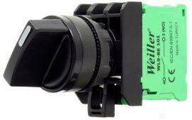 22mm 0-1 Plastik Kalıcı Mandal Buton (1NO) – 3 Kontak Takılabilir