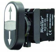 WL9-AL4151 Plastic Twin Button (1NO+1N0)