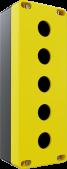 5'li Sarı – Siyah Büyük Boy Boş Kutu