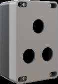 3'lü Gri – Siyah Küçük Boy Boş Kutu