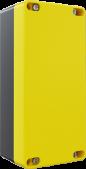 4'lü Sarı – Siyah Deliksiz Orta Boy Boş Kutu