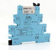 WLPLC-24R 6A Röle + Soket Vidalı Tk. (1NO) 24VDC