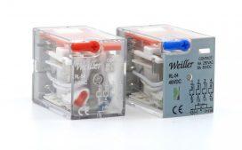 WLRL-54 24 VDC 14 Pin Relay (4NO)