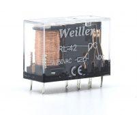 WLRL-42 220VAC 8 Pin Relay (1NO+1NC)