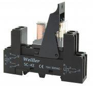 WLSC-42 8 Pin Raya Montaj Kısa Tip Röle ve Soket