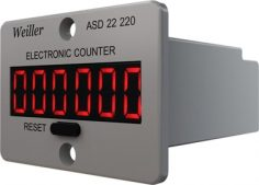 ASD-22 24VAC/DC Digital Counter (6 Digit/NPN)