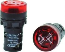 WL22-220MSD Ø22 mm Sesli-Led Flaşör İkazlı 220VAC