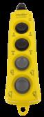 WLB-4 (KB-4) Tek Hızlı – 4'lü Lift Kumanda – Çift Kontaklı – 10A