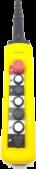 WLK2-7 (VK-2-7) Double Row Crane Pendant-MECHANICAL LOCKED