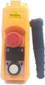 WLKB-3 (VKB-3) Tek Hızlı 2 + Acil Stop Mekanik Kilitli Kontak – 16A Vinç Kumandası