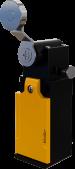 XCK-SEM121RE 18mm Metal Makaralı Resetli Kararlı Eğri Kol Limit Switch 1NO/1NC