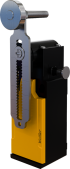 XCK-SEM122AR 18mm.  Ayarlanabilir Resetli Kararlı Metal Makaralı Düz Kol Limit Switch 1NO/1NC