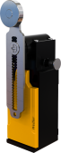 XCK-SEM122R 18mm.  Ayarlanabilir Resetli Kararlı Metal Makaralı Döner Kol Limit Switch 1NO/1NC