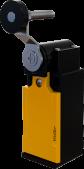 XCK-SEP121AE 18 mm Ayarlı Eğri Kafa Plastik Makaralı Döner Kol Limit Switch 1NO/1NC