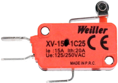 XV-155-1C25 Micro Switch 1NO+1NC