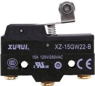 XZ-15GW22-B Mini Switch 1NO+1NC