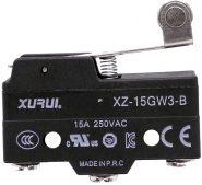 XZ-15GW3-B Mini Switch 1NO+1NC