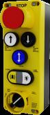 WL9-ELV617 Lamba ve Alarm Butonlu 81-20 Revizyon Kumandası