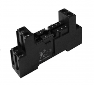WLSC-42 8 Pin Relay Socket DIN Type