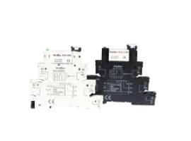 PLC Series Relay & Sockets