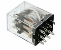 WLRL-53 12 VDC 11 Pin Relay (3NO)