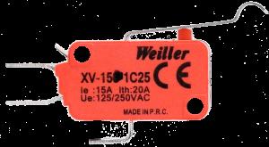 XV-154-1C25 Micro Switch 1NO+1NC