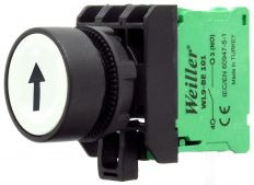 WL9-AA3341 Plastic Push Button (22mm/1NO)