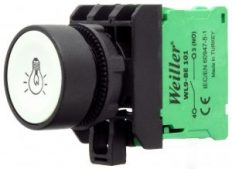 WL9-AA3381 Plastic Push Button (22mm/1NO)