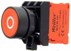 WL9-AA4322 Plastic Push Button (22mm/1NC)