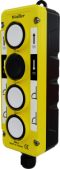 BKB-4 Tek Hızlı – 22mm Butonlu 4'lü Lift Kumanda – Çift Kontaklı – 10A
