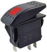 WIC-134M Işıklı Marin Switch